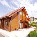 Gästehaus Ludwig | Blick auf die große Sonnenterrasse