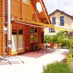 Gästehaus Ludwig | Entspannen Sie auf der großen Sonnenterrasse