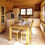 Gästehaus Ludwig | Die komplett ausgestattete Wohnküche lässt keine Wünsche offen