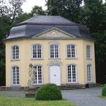 Sophienhäuschen auf Schloss Burgk