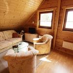 Gästehaus Ludwig | Im gemütlichen Wohnzimmer können Sie schöne Abende verbringen