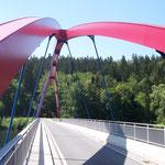 Eisbrücke bei Burgkhammer