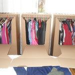 Umzugsfirma Abberger & Willing Essen - Kleiderboxen