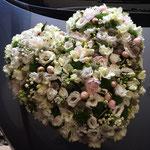 Autoherz Hochzeit
