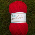 Rellana Cotton Soft, Röd