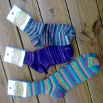 fabrikstickade sockor av Rellana Flotte Socke