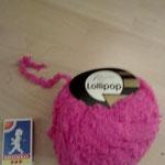 Rellana lollipop pink
