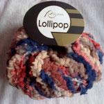 Rellana lollipop beige-blå-brun