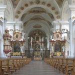 Barrockkirche Kloster St.Peter