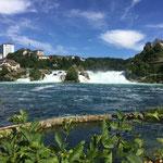 Rheinfall bei Schaffhasen