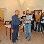 Enzo Ferrari, Bonsai Club Ticino ritira il premio Coordinamento Suiseki