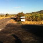 Entrada a La Quebrada