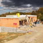 Einfamilienhaus - Errichtung Rohbau