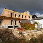 Projekt Alice - Kombination Altbau mit Neubau