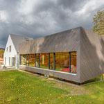 Einfamilienhaus - Kombination Alt mit Neubau