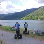 FUN MOVING gyropode Segway ALSACE VOSGES LAC DE KRUTH-WILDENSTEIN
