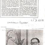 Landsberger Tageblatt  8.2.1979