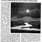 Einbecker Morgenpost  8.8.2001