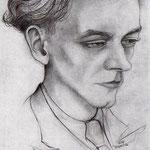 Walter Kahle 1947   25,5 x 37     Bester Freund von Cestnik