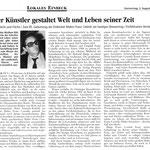 Einbecker Morgenpost  3.8.2006