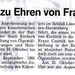 Einbecker Eule  20.10.1991