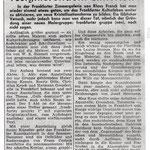 Abendpost Frankfurt  30.4.1958