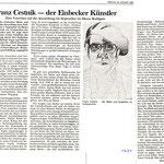 Einbecker Morgenpost 28.8.1981