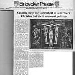 Einbecker Presse  8.4.1971