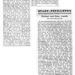 Nürnberger Zeitung  1958