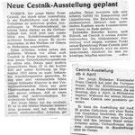 Einbecker Zeitung  1954