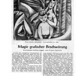 Hannoversche Allgemeine Zeitung  9.8.1960