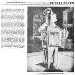 Bremer Nachrichten   7.4.1956