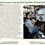 Einbecker Morgenpost   8.12.2020