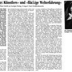 Einbecker Morgenpost  3.8.2001