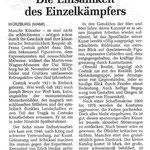 Würzburger Zeitung  1997