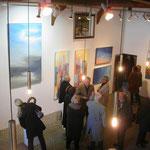 Ausstellung in der Galerie Kley, Hamm, 2010