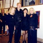 v.r. Aviva Shemer im Kenkmannshof, 2002