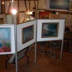 Ausstellung Michail Sawaniuk, 2003