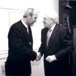 Bernhard Vogel und Ralph Herrmann