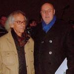 Christo und Ralph Herrmann