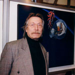 Ausstellung Ulf Raecke, Erfurt, 1997