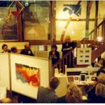 Ausstellung Aviva Shemer, 2002