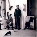 Jochen Warth und Jo Winter, 1992