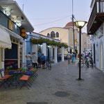 Centro di Pigadia, isola di Karpathos
