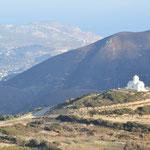 Vista da Volada, isola di Karpathos