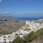 Villaggio di Menetès, isola di Karpathos