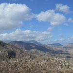 Vista da Menetès, isola di Karpathos