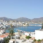 Città di Pigadia, isola di Karpathos