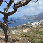 Villaggio di Mesochori, isola di Karpathos