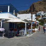 Centro di Finiki, isola di Karpathos